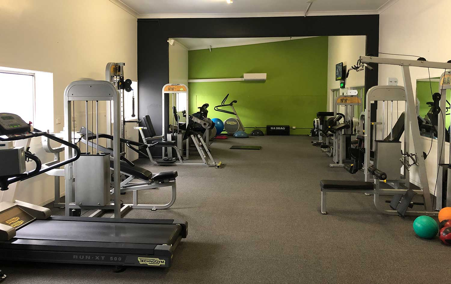 Womens Gym Area